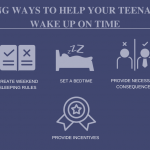 Amazing Ways To Help Your Teenager Wake Up On Time
