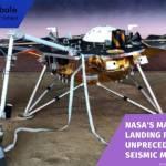 NASA'S MARS CRAFT LANDING FOR UNPRECEDENTED SEISMIC MISSION