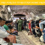 140 INDIANS ARE FORCED TO RETURN HOME FROM KABUL