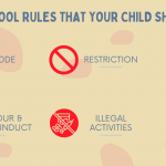 MIDDLE SCHOOL RULES THAT YOUR CHILD SHOULD KNOW