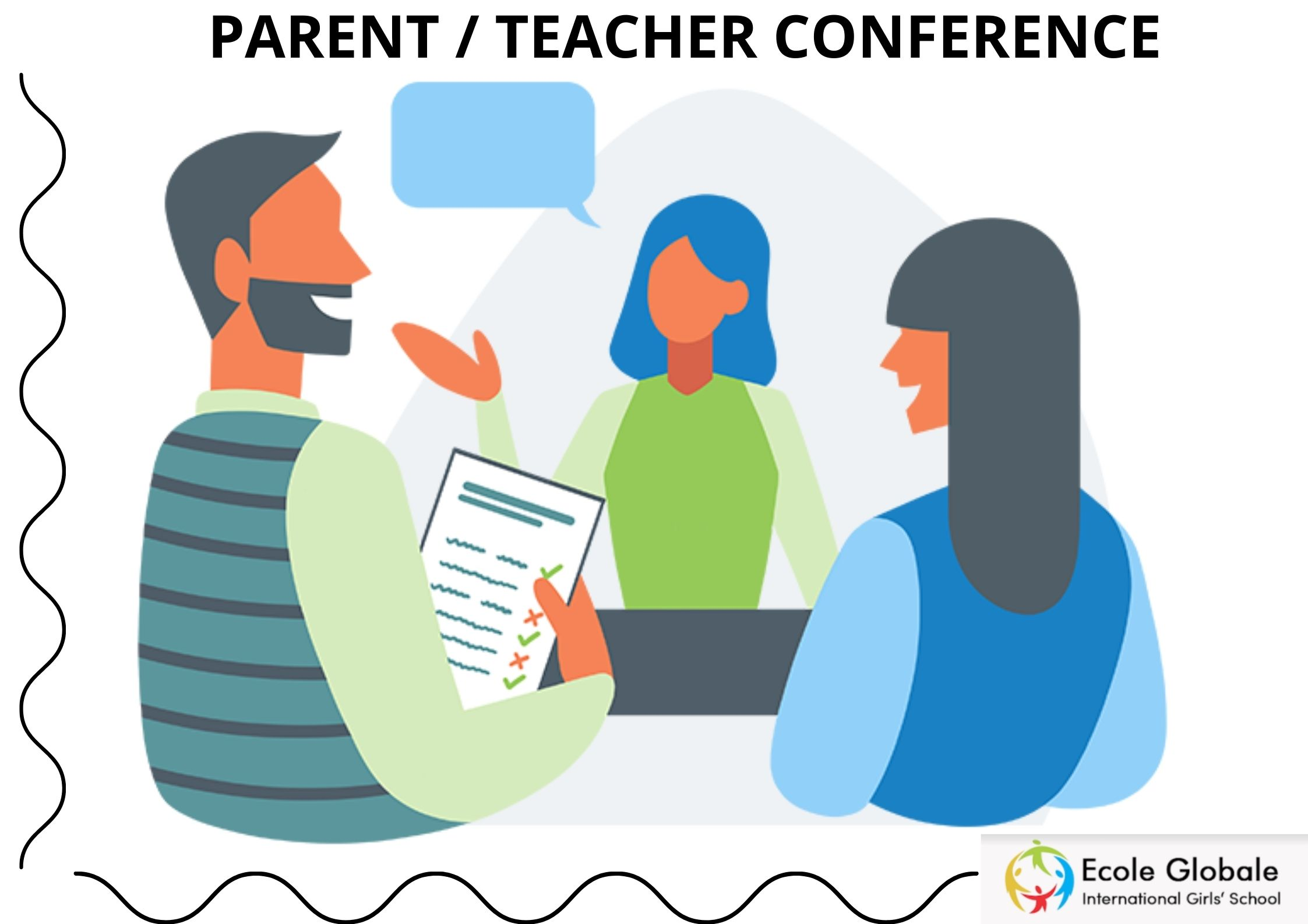 Getting the most out of parent-teacher conferences