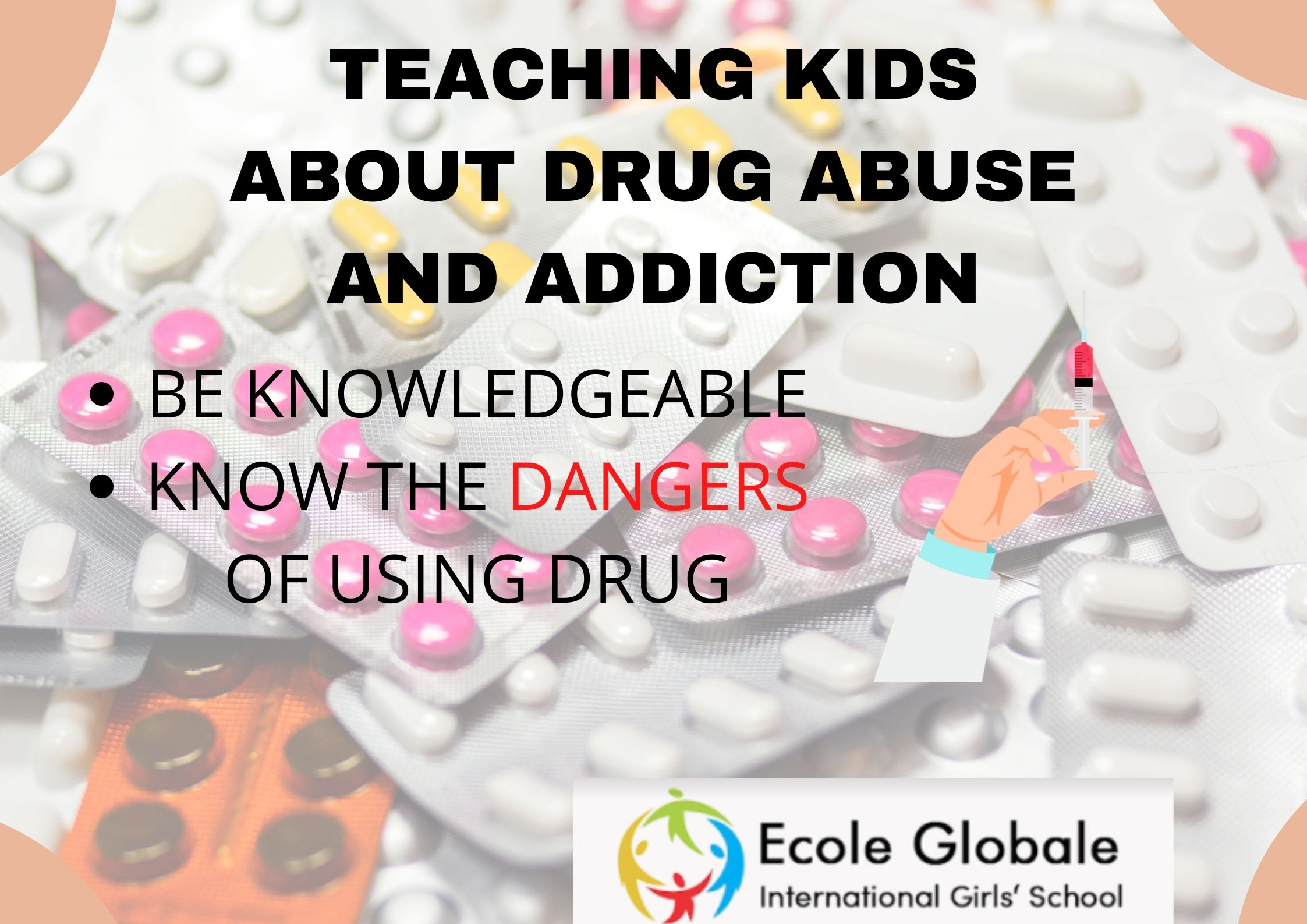 HOW TO TEACH KIDS ABOUT DRUG ABUSE AND ADDICTION