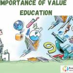 WHY VALUE EDUCATION SHOULD BE AN INTEGRAL PART IN SCHOOL