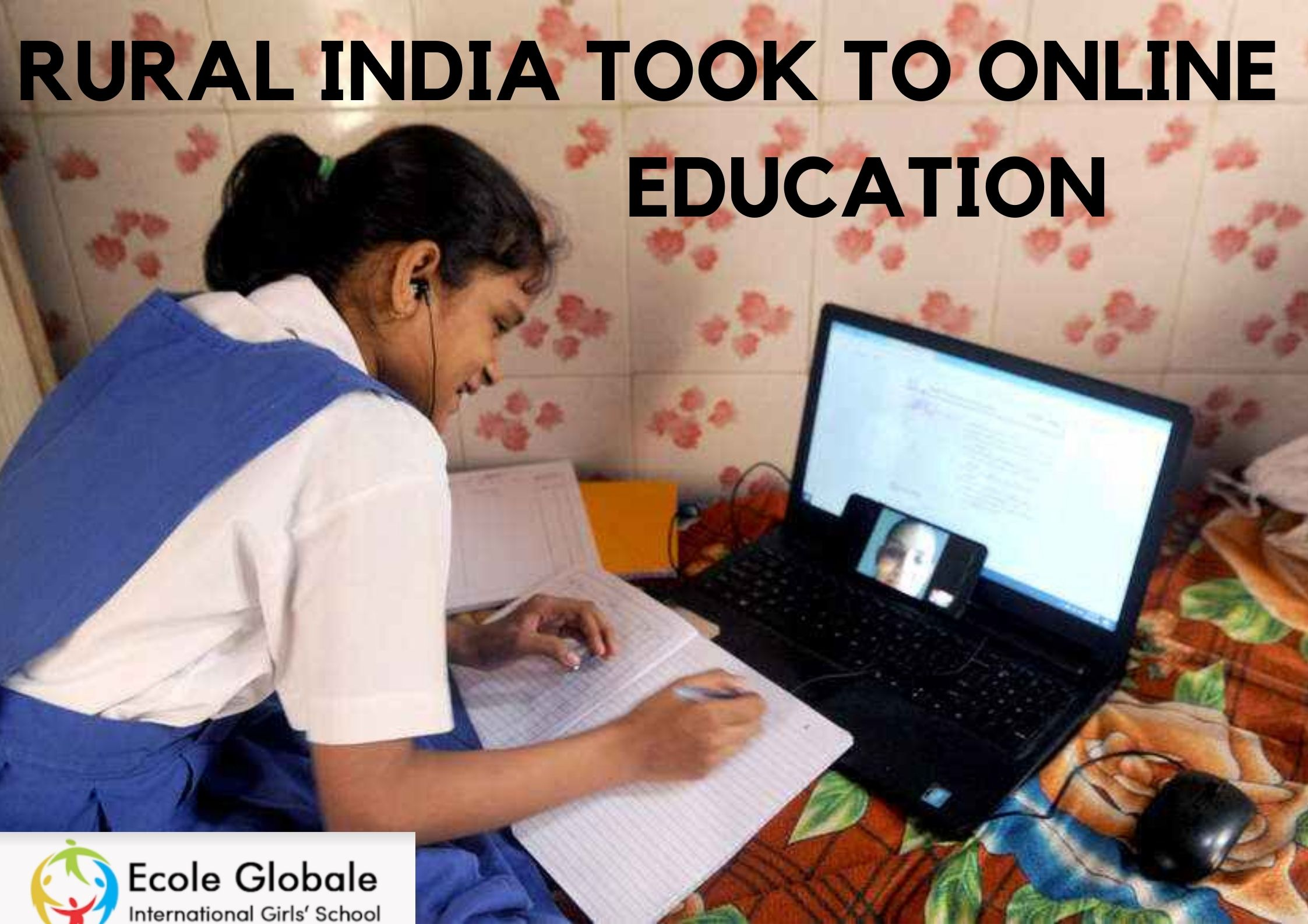 How Did Rural India Take To Online Education In India?