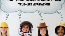 HOW TO HELP STUDENTS IDENTIFY THEIR TRUE-LIFE ASPIRATIONS