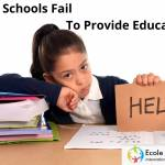 Why Are Schools Failing To Provide Education?