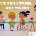 EDUCATION FOR STUDENTS WITH SPECIAL NEEDS