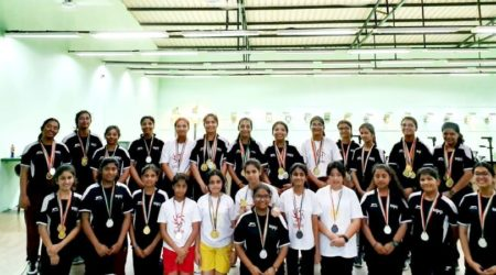 Ecole Global International Girls' School wins 56 Medals in 16th Uttarakhand Inter School State Shooting Championship