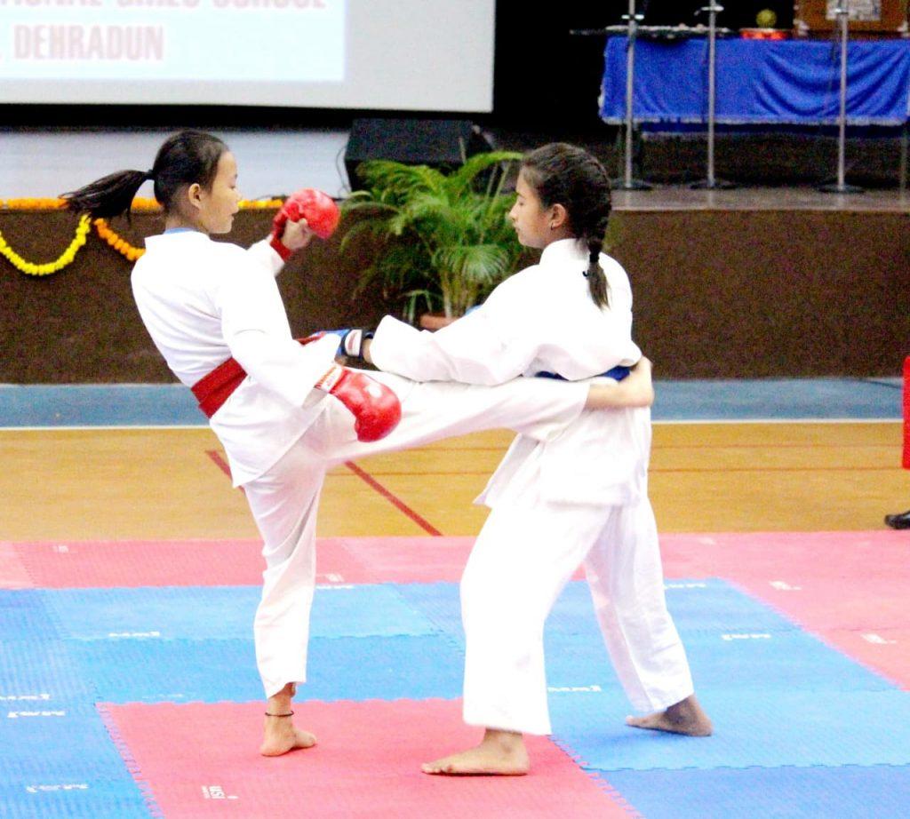 Krida Bharti Women Karate Championship 2019