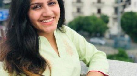 Vidhi Tiwari (Alumni 2018 Batch)