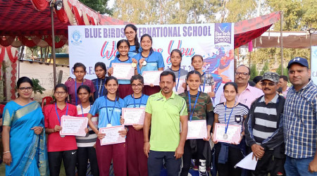 CBSE Athletics Cluster Meet 2019