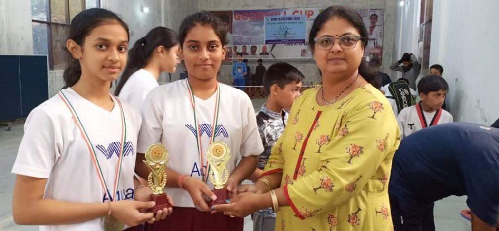 Inter-School Badminton Championship (Zonal) 2019 (1)