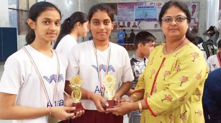 Inter-School Badminton Championship (Zonal) 2019