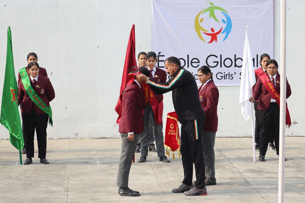 Investors ceremony